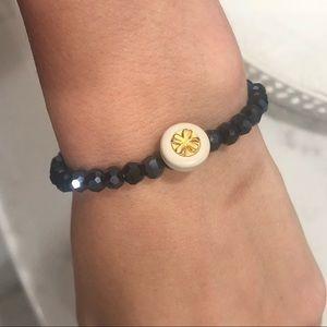CHANEL clover  bracelet